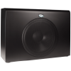 Procella P15A black side view with cover