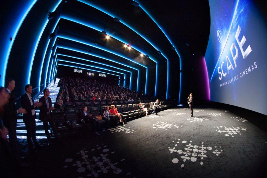 Premium SCAPE Theater in Tallinn, Estonia