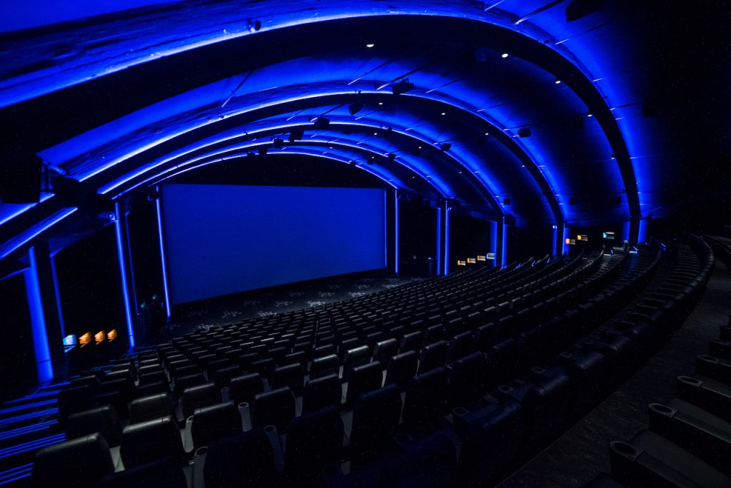 "NORDIC CINEMA GROUP TENNISPALATSI SCAPE SCREEN IN HELSINKI AWARDED ""CLASSIC SCREEN OF THE YEAR"" BY ICTA"