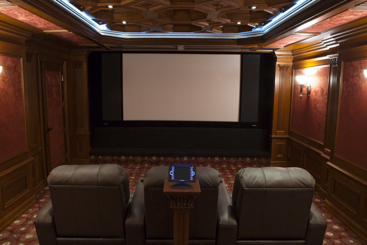 Thx Certification For Residential Home Screening Rooms That Can Closely Mirror The Acoustic Performance Of A Full N Commercial Theater Or Professional