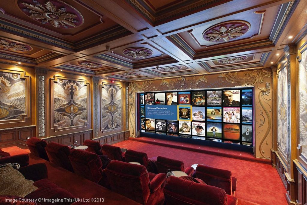 The Home Cinema Install Of A Lifetime