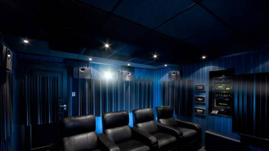 private cinema Robert Andersson in Herrljunga