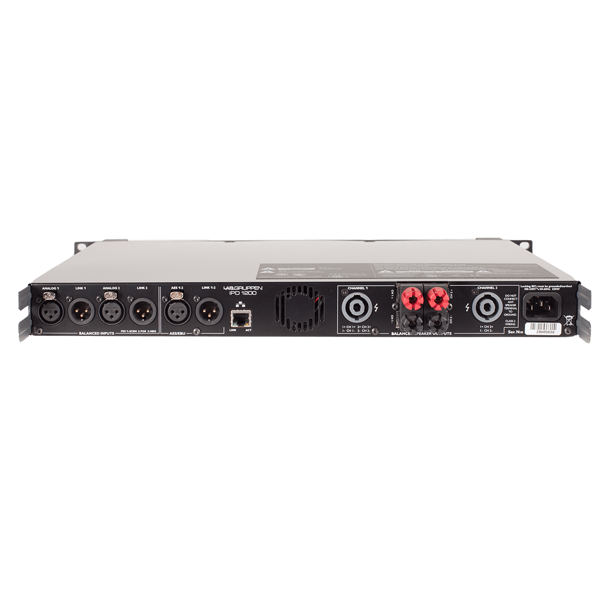 Procella DA05-DSP rear view 1200×1200