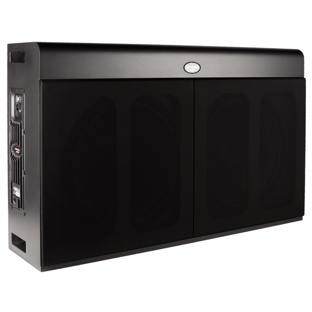 Procella P15AMP side with front