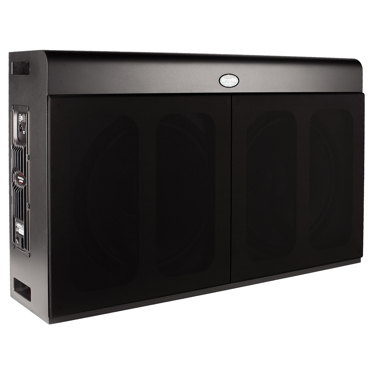 Procella P15AMP side with front 1200×1200