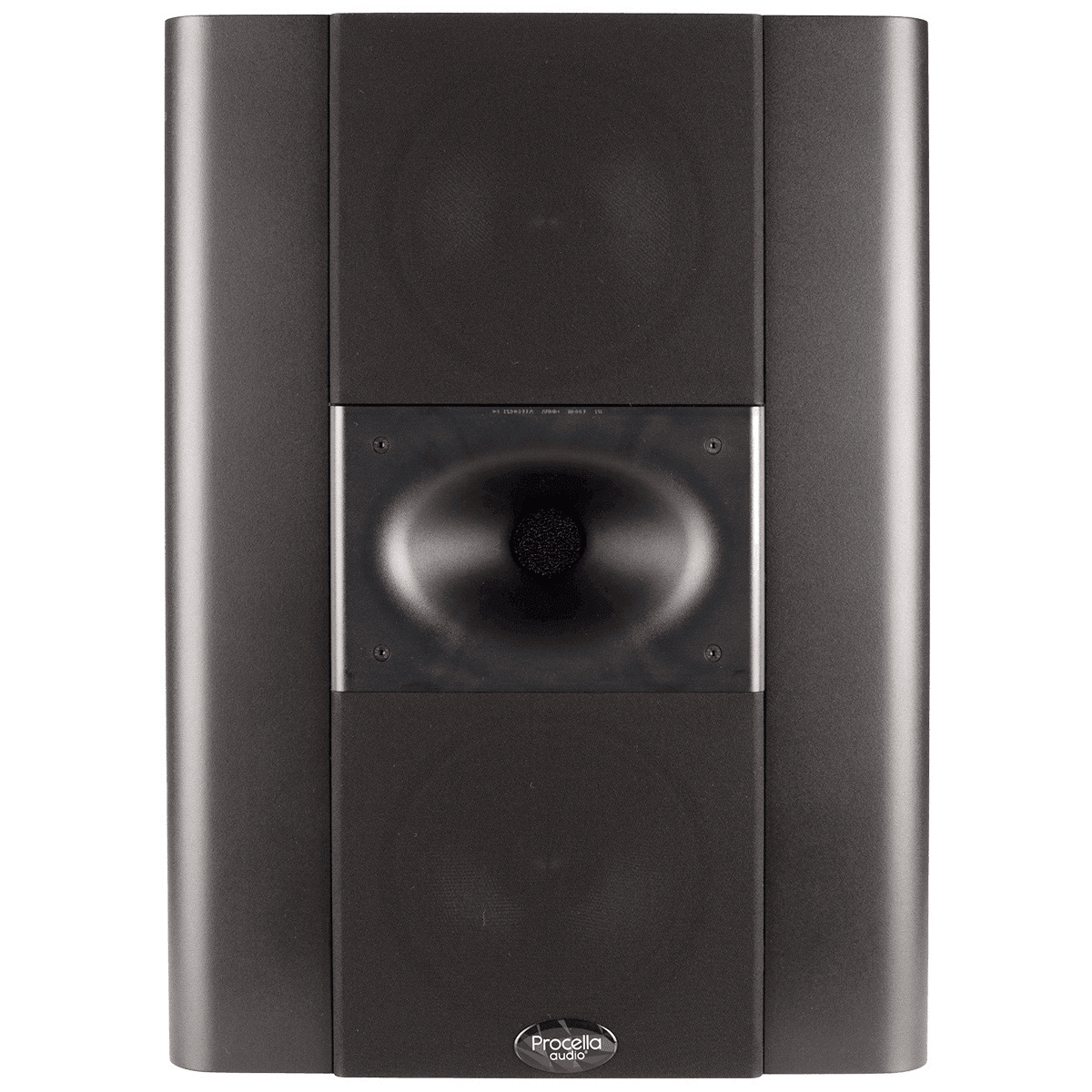 Procella P28 front view with cover 1200×1200