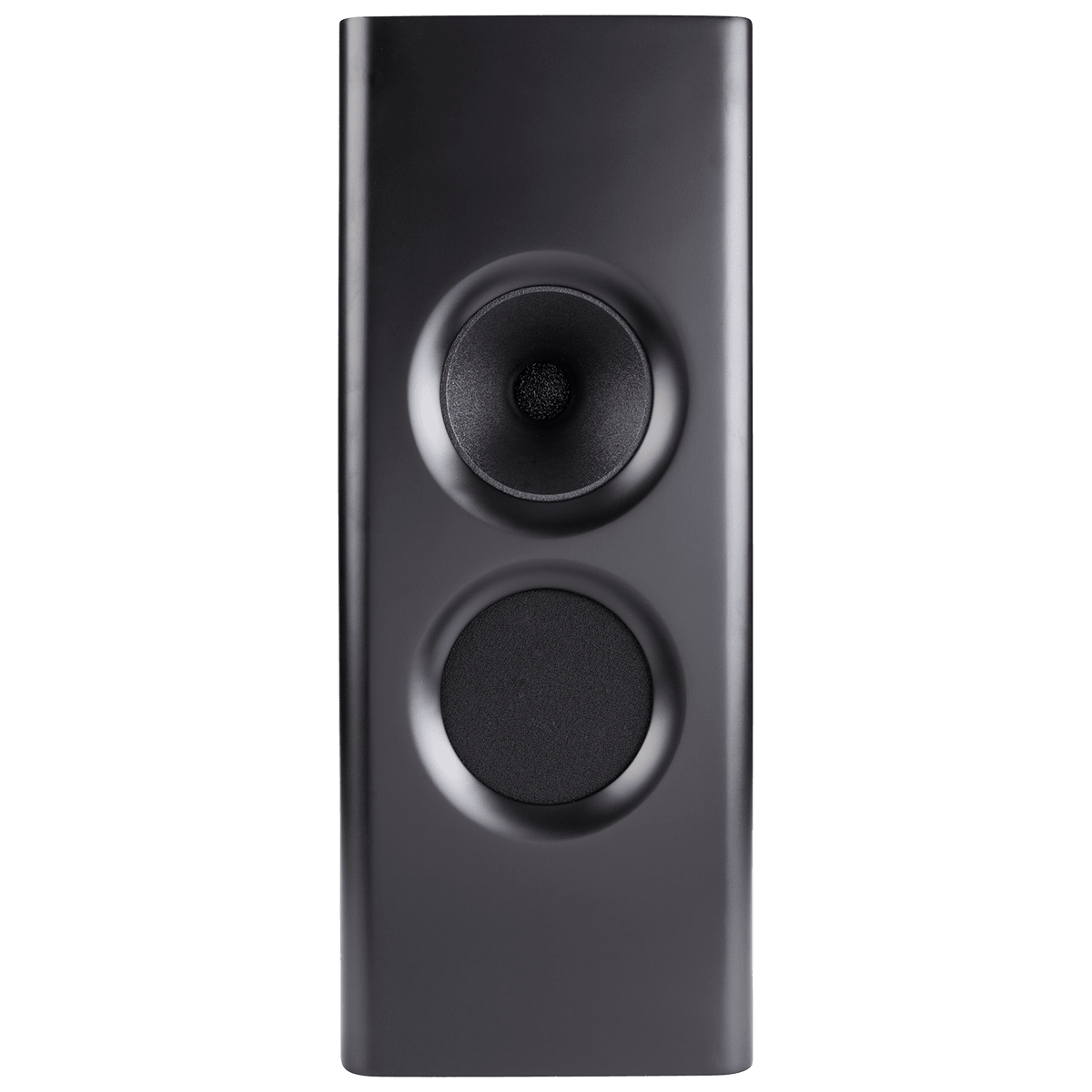 Procella P5V black front view without cover 1200×1200