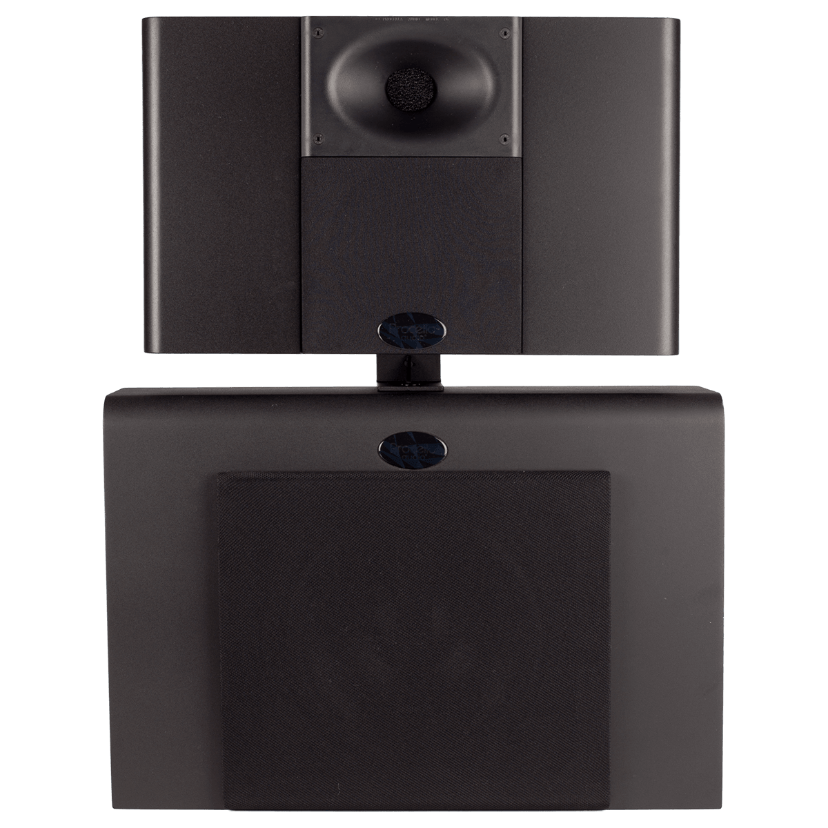 Procella P610 front view with cover 1200×1200