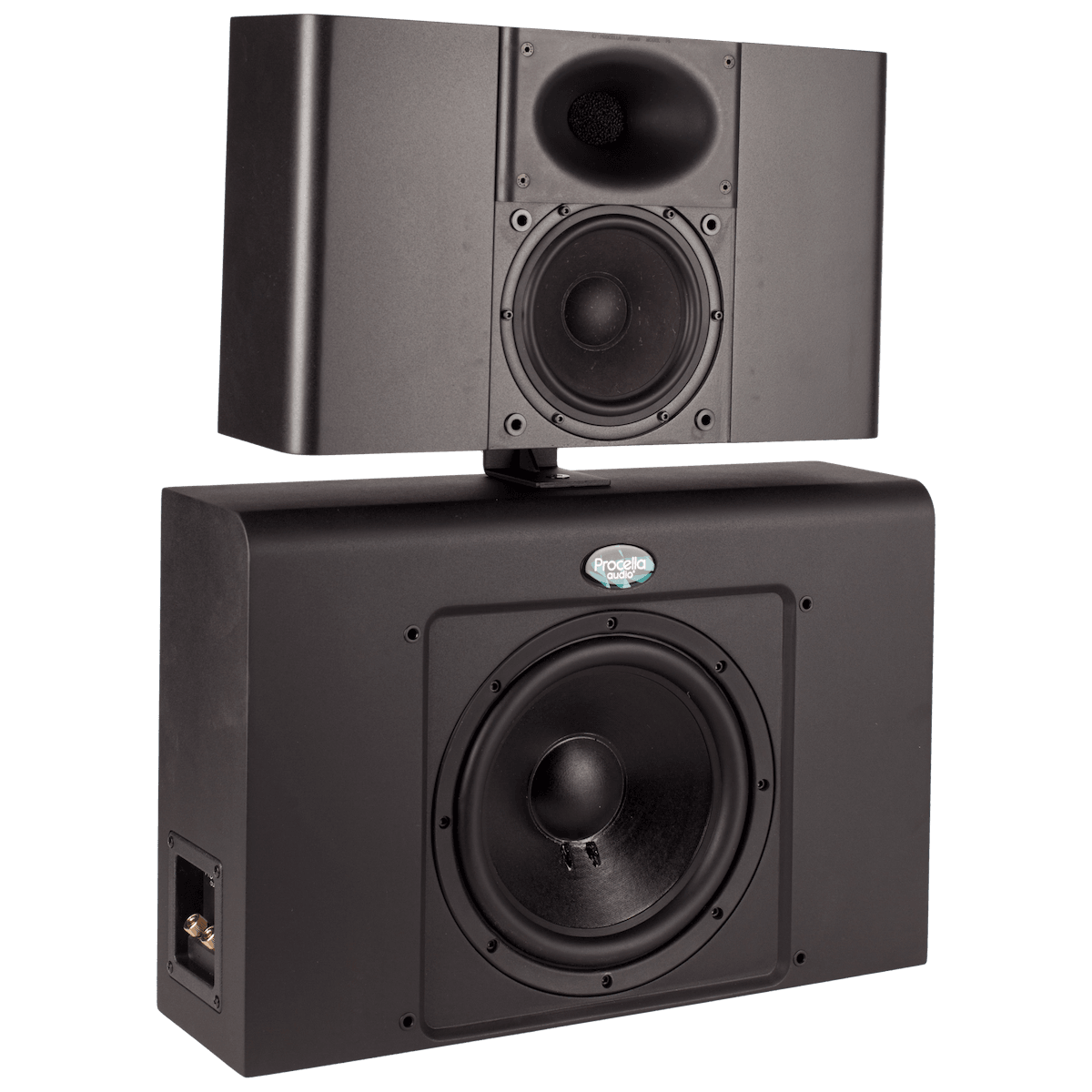 Procella P610 side view without cover 1200×1200-2