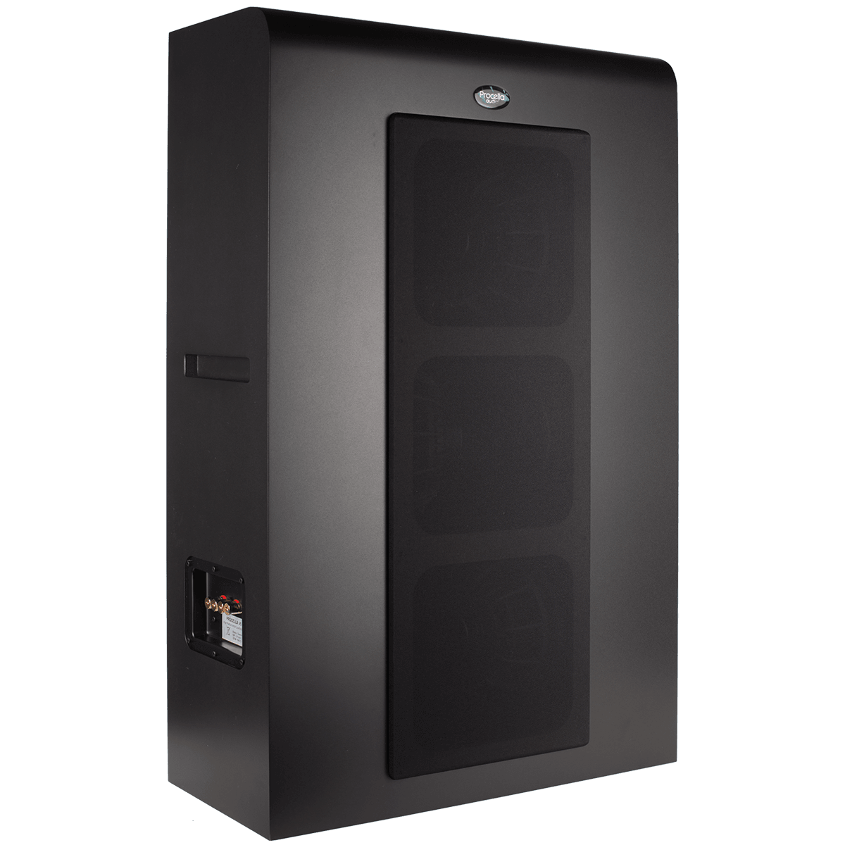 Procella V6 side view with cover 1200×1200