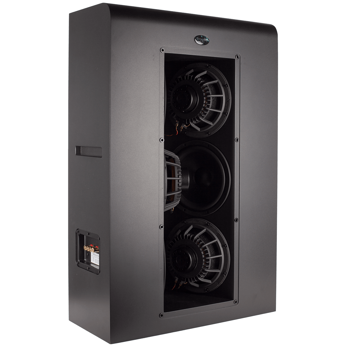 Procella V6 side view without cover 1200×1200