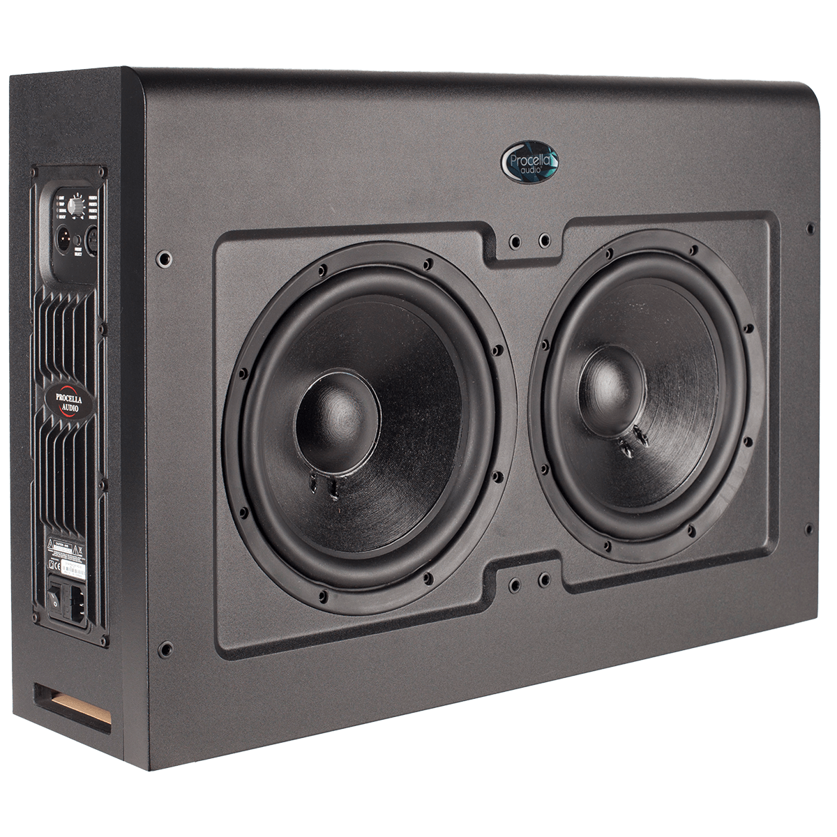Procella P10AMP side without cover 1200×1200