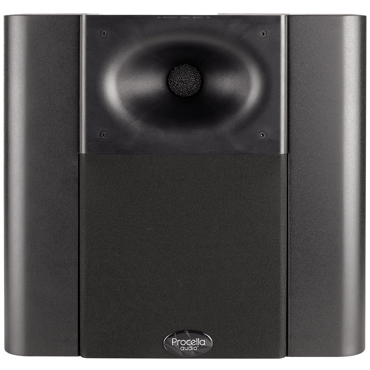 Procella P8 front view with cover 1200×1200