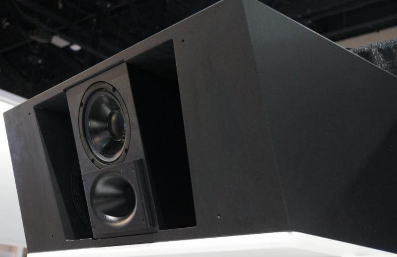 C102 above screen solution - Procella Speakers