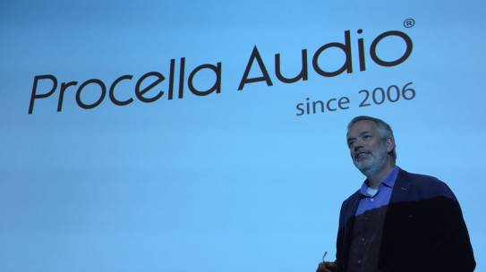 Immersive Audio Event at Dolby HQ with Procella Audio