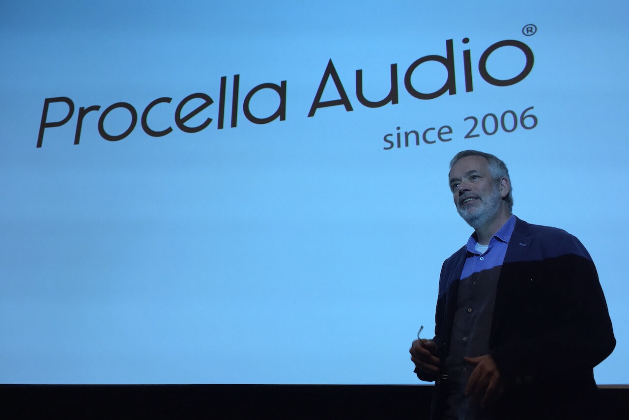 Procella Audio presentation