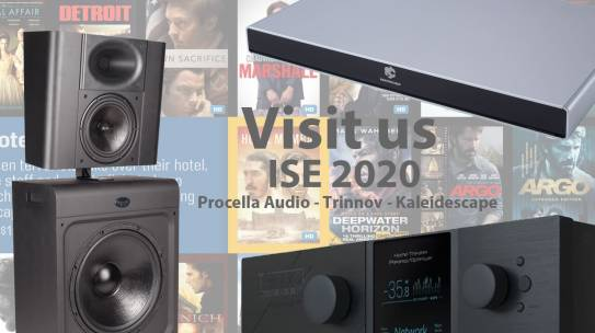 Visit us at the ISE 2020 in Amsterdam