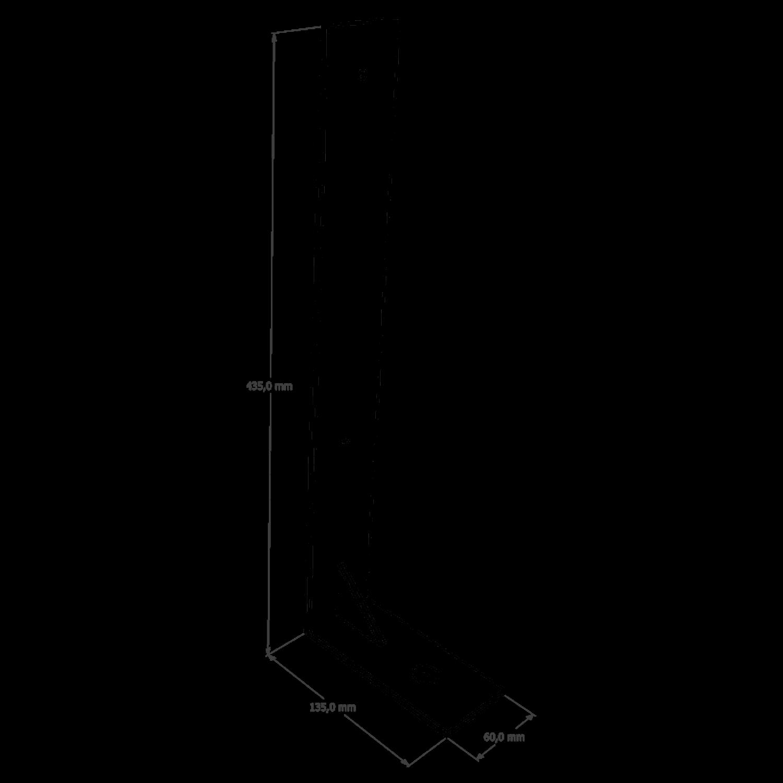 Procella Audio P860 bracket